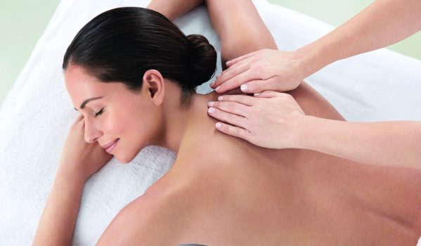 Elemis Back Massage Harborough