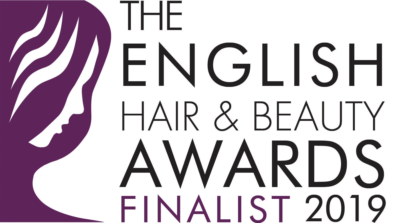 English Hair & Beauty Finalists Logo 2019